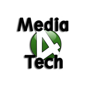 Media4tech eCommerce Logo